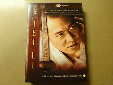 3-DISC DVD BOX / ONCE UPON A TIME IN CHINA 3, STORY OF RICKY OH, .. (Jet Li)