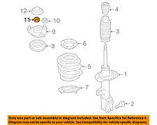 KIA OEM 11-15 Optima Front Suspension-Top Nut 5455926000