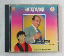 Rafi Ki Yaaden Vol.14 by Sonu Nigam (CD, 1994, Super Cassettes Industries) India