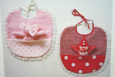 Baby's Bibs Sewing Pattern