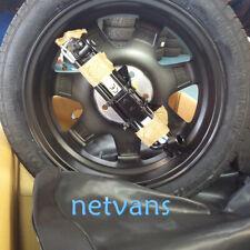 """roue de secours (galette) 18"""" ALU pour BMW SERIE 7 2015> avec cric clé et sac"""