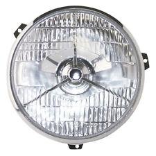 MG Triumph Morris Minor Headlamp unit Tripod RHD Glass BPF bulb Convex style NEW