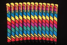 13 TourMARK Loudmouth Captain Thunderbolt Iron Driver Golf Grips. Free Delivery