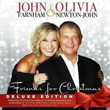 John Farnham & Olivia Newton-John - Friends For Christmas (Deluxe) [New] CD