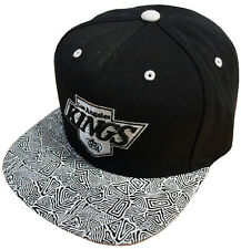 Mitchell & Ness Los Angeles Kings Court Vision NY96Z Snapback Cap Kappe Basecaps