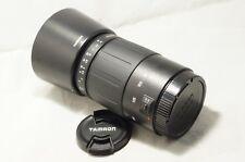 """Tamron 278D AF 80-210mm F4.5-5.6 for Canon EF """"Good"""" w/Hood [186069]"""