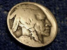 Rare Buffalo Nickel 1919-D Bon