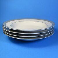 Mikasa PLATINUM CROWN Soup Bowls Set of 4 L3428 Bowl