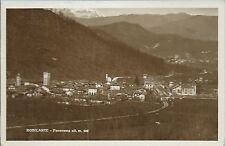 Cartolina di Robilante - Panorama - Cuneo -  Viaggiata 1936