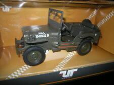 1:18 UT US Willy's Jeep Militär RARE/SELTEN OVP