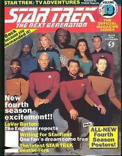 Star Trek TNG Magazine Issue 13 - Enterprise Crew