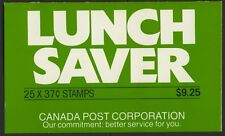 """Canada 1163b Booklet BK98b MNH """"Lunch Saver"""" Architecture"""
