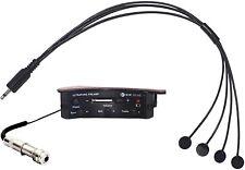 K&K Sound Ultra-Pure Classic 4 Sensor Nylon/Classical Guitar Pickup w/Preamp/EQ