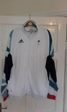 Jacket Track suit top coat adidas London 2012 olympics (para) cycling bike 40 42