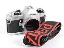 Pentax MG 35mm Film SLR Camera Body Only - Fully Working - Exc+