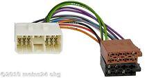 SUBARU Radioadapter ISO Radio Adapter Kabel Impreza
