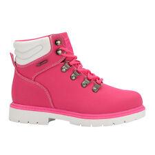 Brand New Lugz WGROTBT-671 Women's Pink Grotto Ballistic Fashion Boots