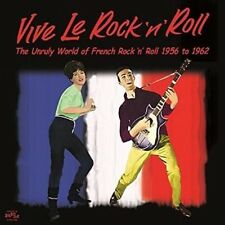 Vive Le Rock and Roll 5013929599659 by Various Artists CD