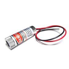 5PCS 5mW Red Dot Adjustable Laser Module 650NM Focus Stripe Lens Laser Head