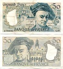 France 50 Francs P#152e (1991) Banque de France VF