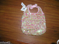 Fade Glory Paillete bag Beaded and Sequined large Purse