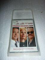 CHARLIE WILSON'S WAR - TOM HANKS/JULIA ROBERTS DVD BRAND NEW  S-22