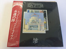 Song Remains The Same 2012 2 CD Led Zeppelin JAPAN CD 4943674083800 NEW SEALED