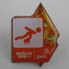 2014 Sochi Winter Olympic PWC Speed Skating Pin