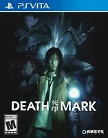 Death Mark for PlayStation Vita [New Video Game] PS Vita