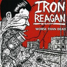 Iron Reagan - Worse Than Dead [New CD]