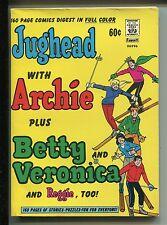 JUGHEAD with ARCHIE COMICS DIGEST #1 - LI'L JINX STORIES - ARCHIE COMICS/1974