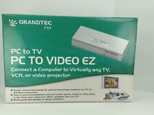 GrandTEC PC Computer to TV connect kit - $99 MSRP