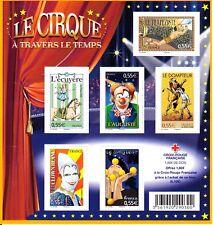 France Bloc-feuillet N 121**. An 2008 LE CIRQUE