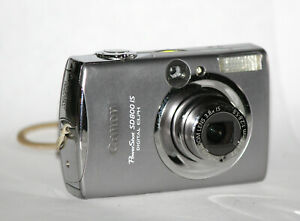 Canon PowerShot Digital SD800 IS / Tested!