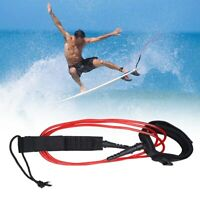 Surfboard Leash 6ft Regular Stand UP Paddle Board Leash 5.5mm Surfing Cord