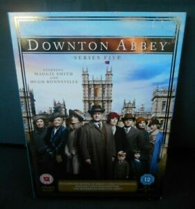 Downton Abbey Series 5 DVD Box Set - VGC
