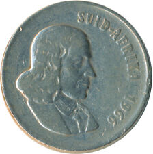 South Africa, / Suid Africa 50 Cents, 1966,  #WT4791