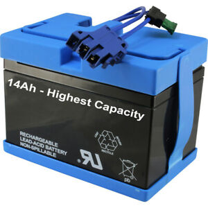 Peg Perego Replacement 12V Battery for John Deere Ride-on Toy High Capacity 14AH