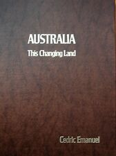 Australia This Changing Land by Cedric Emananuel (Hardcover 1972)
