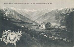 Berghütte: Kaiser Franz Josef-Schutzhaus am Patscherkofel gl1910 104.268