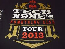 Tech Nine Tour Shirt ( Used Size L Missing Tag ) Very Good Condition!!!