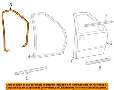 NEW OEM Ford Passenger Front Door Weatherstrip 2L3Z-1820708-AA F-150 1997-2003