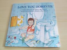 Love You Forever by Robert Munsch Illustrated Sheila McGraw pb book