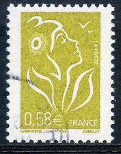 STAMP / TIMBRE FRANCE OBLITERE N° 3735 TYPE MARIANNE DE LAMOUCHE