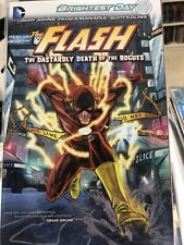 The Flash: The Dastardly Death Of The Rogues (2011) DC Comics TPB SC Geoff Johns