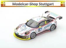Porsche 911 GT3 R #59 Manthey Racing 24H Nürburgring 2017 Spark 1:43 SG324 neu