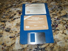 Advanced Dungeons & Dragons: Champion of Krynn Amiga only disks 1 & 2 no disk 3