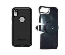 SlipGrip Custom Made Holder For Apple iPhone XR Using Otterbox Commuter Case