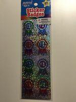 Reward Sticker School Teacher Merit Praise For Kids Students #1 48 Count Badges