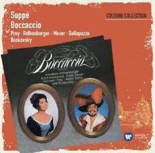 FRANZ VON SUPPE - BOCCACCIO 2 CD NEU - PREY, ROTHENBERGER, MOSER, DALLAPOZZA